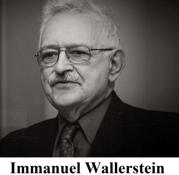"RIP Immanuel Wallerstein — ""This is the end; this is the beginning"""