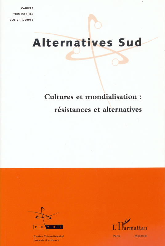 Cultures et mondialisation : résistances et alternatives